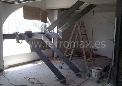 01 Proceso Montaje Escalera