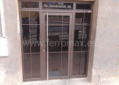 18 Puerta Comunidad Barcelona