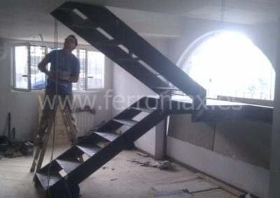 03 Proceso Montaje Escalera