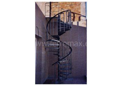 19 Barandilla Escalera de Caracol