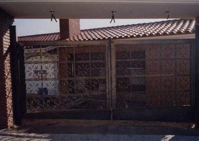 20 Puertas de Forja para Exterior