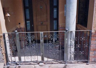 21 Puertas de Forja para Exterior
