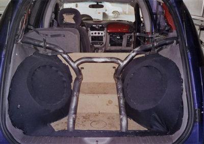 33 Barras en Altavoces para coche