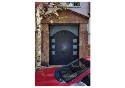 41 Puerta Metálica Entrada Vivienda