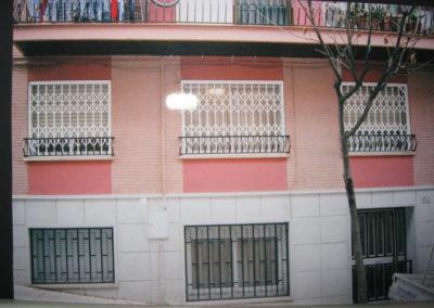 51 Reja de Seguridad para ventanas