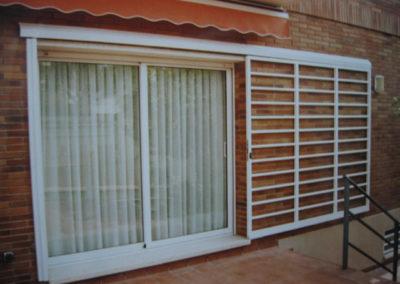 54 Reja de Seguridad para ventanas