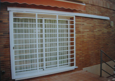 Reja de Seguridad para ventanas