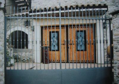 68 Puerta Finca en Forja