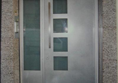 70 Puerta Comunidad Acero Inox