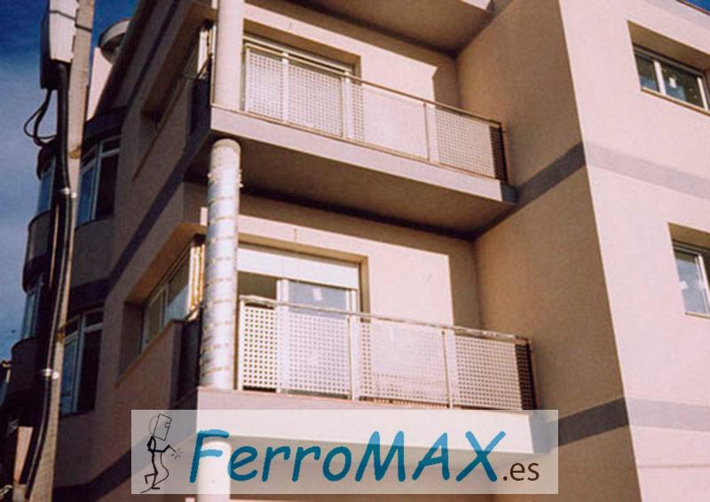 Barandilla Metálica para Balcón