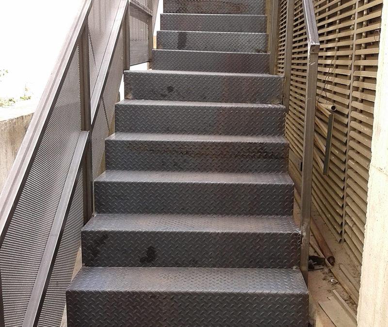 Rejas y Escaleras Metálicas