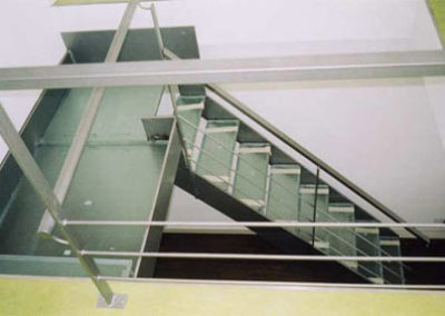 Escalera Metálica 3
