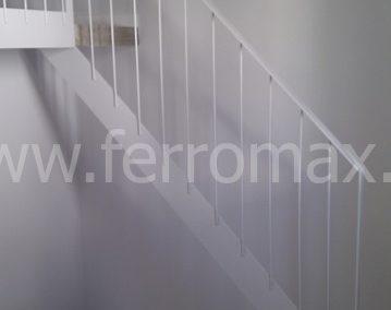 83 Escalera y Barandilla Metálica de hierro